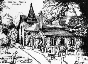 St. Mary the Virgin, Merton Park