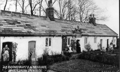 Barnes Green Almshouses, Bracken Hill.jpg