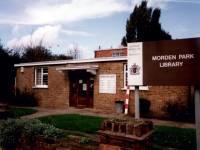 Morden Park Library, Lower Morden Lane