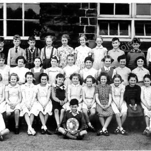 Ecclesfield Junior & Infant School Choir c1952
