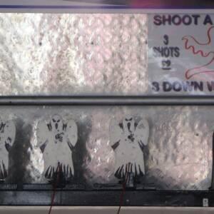 Shoot a spook