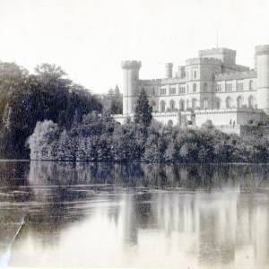 Eastnor Castle, exterior view