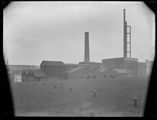 Battersea engine and boiler house