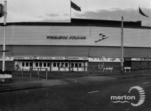 Wimbledon Stadium, Plough Lane