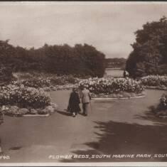 Flower Beds, South Marine Park, South Shields