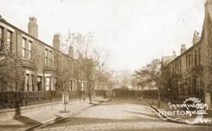 Sandringham Avenue, Merton Park