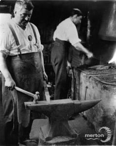 W.Kent, blacksmith, Sibthorpe Road