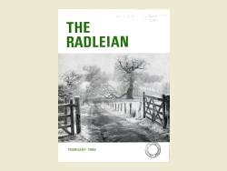 The Radleian 1968 - No. 668 February