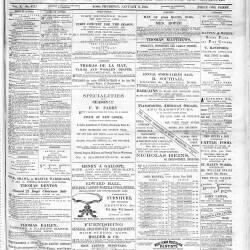 Ross Gazette - 1876