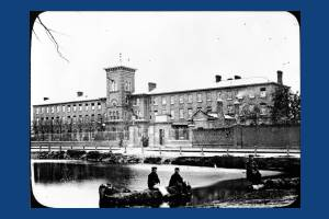 Holborn Union Industrial School and St.George's Pond