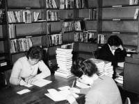 Mitcham Library: Cataloguing Room