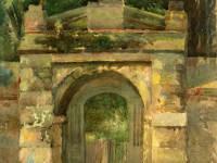 """William Sleath: """"Old Gateway, Merton Abbey"""""""