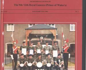 9th-12th Lancers, 1986