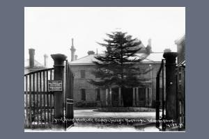 Atkinson Morley Hospital, Copse Hill