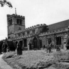 All Saints Church Early Picture
