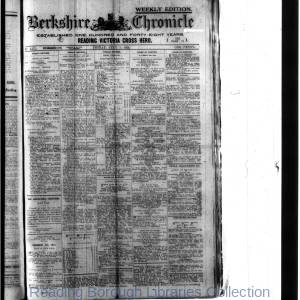 Berkshire Chronicle Reading 07-1918