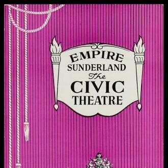 Empire Theatre, Sunderland, October 1961
