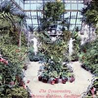 The Conservatory, Botanic Gardens, Southport