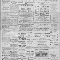 Hereford Journal - 26th December 1914