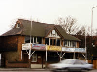 Mitcham Cricket Club House