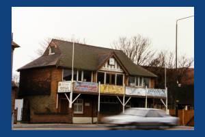 Mitcham Cricket Club House