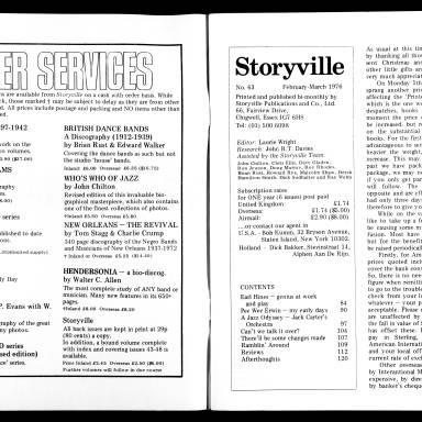Storyville 063 0002