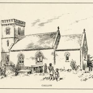 St Mary's Church, Callow
