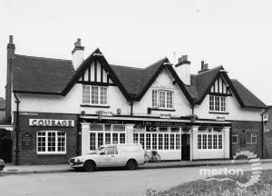 Queens Head, Mill Green Road