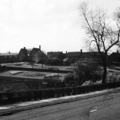 Jervis Park, York Avenue, Jarrow