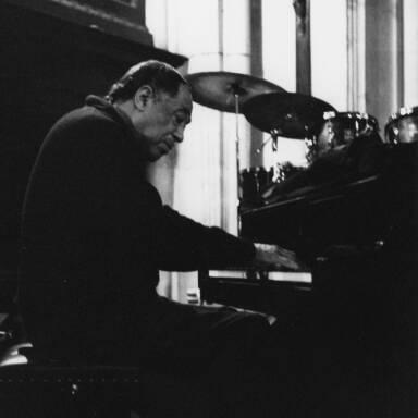 Duke Ellington, 1967.