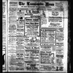 Leominster News - April 1915