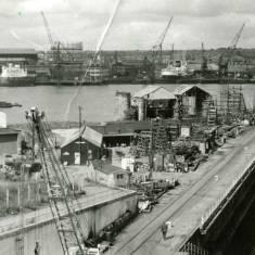 Brigham and Cowan's Shipyard