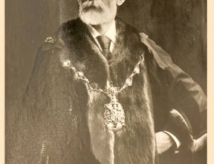 1903-1904 and 1910-1911, Henry Cowburn, Mayor of Leigh