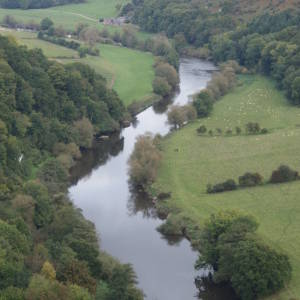 River Wye from above Symonds Yat