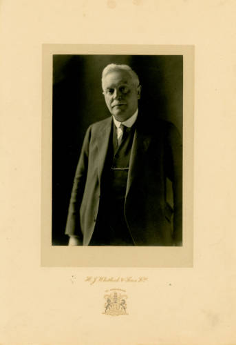 1923-24: Henry George Burford