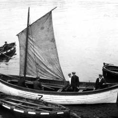 Fishing Boat - Zion Hall