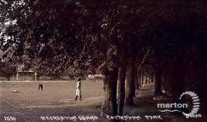 Cottenham park, Raynes Park