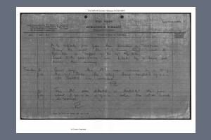 War Diary - Royal East Kent Regiment 2