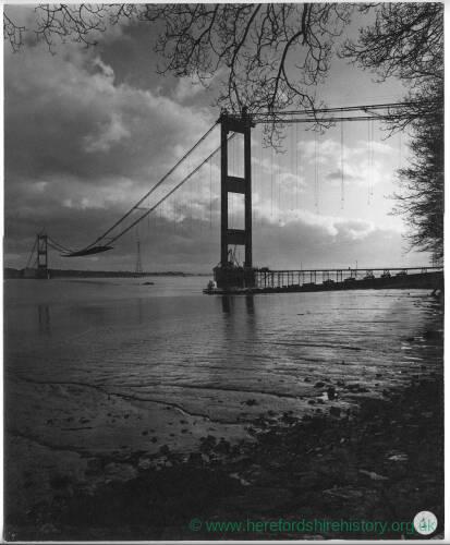 "088 - ""Evening"" Severn Bridge"