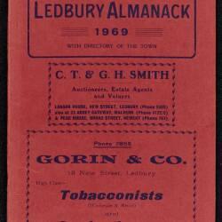 Tilley's Ledbury Almanack 1969