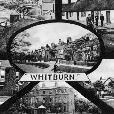 Whitburn, postcard of
