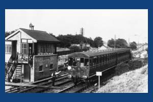 Wimbledon, Mitcham Junction, signalbox