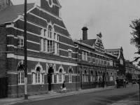 Wimbledon Public Baths, Latimer Road