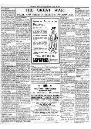 26 MAY 1917