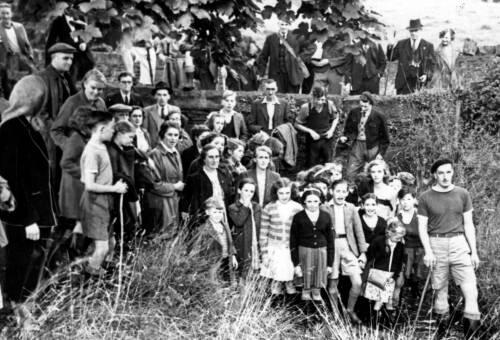 052 1951 Flockton Mill, (the start & finish)