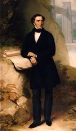 1849-1853: Robert Stephenson