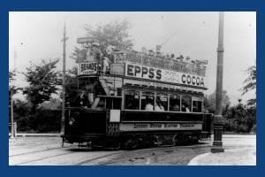 Trams,  Raynes Park