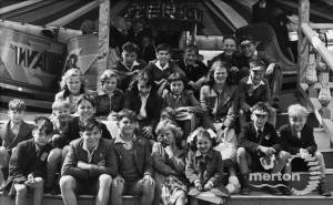 Morden and Carshalton Children's Outing