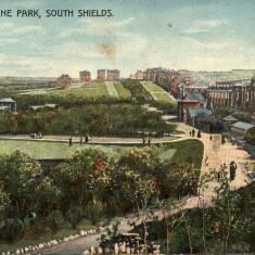 Postcards: Parks