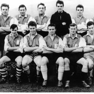 Grenoside Sports Football Club c1958